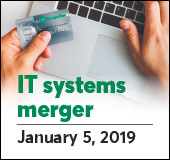 IT systems merger