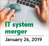 IT system merger