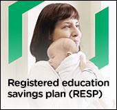 Registered education savings plan (RESP)