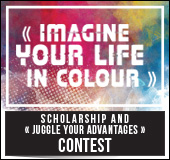 Imagine your life in colour