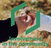 Involvement in the community
