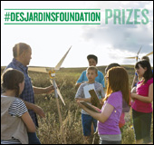 New #DesjardinsFoundation Prizes: Apply today!