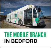 The Mobil Branch in Bedford