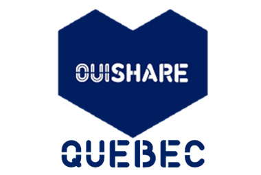 Image result for ouishare quebec