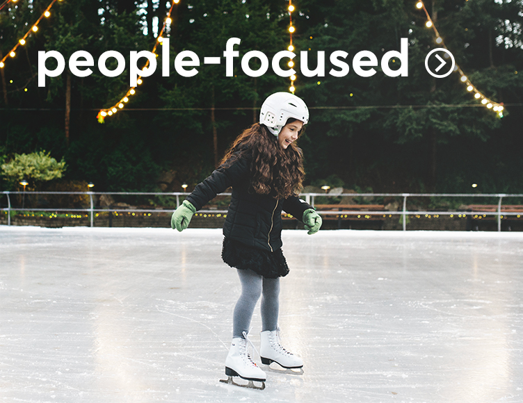People-focused